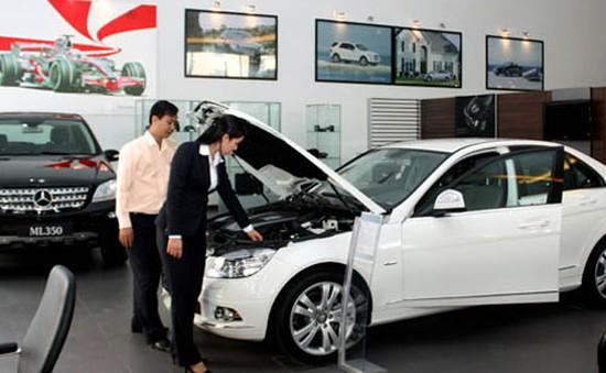 Thị trường ôtô: Giữ đà tăng trưởng