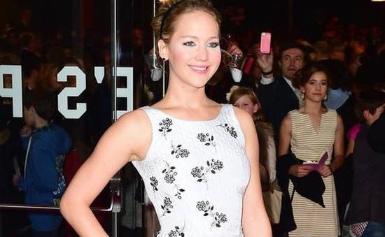 """Jennifer Lawrence đẹp """"hút hồn"""" trên thảm đỏ"""
