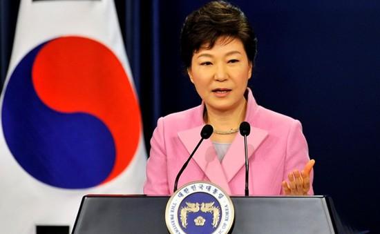 Tổng thống Hàn Quốc cam kết xây dựng nền tảng cho tái thống nhất với Triều Tiên