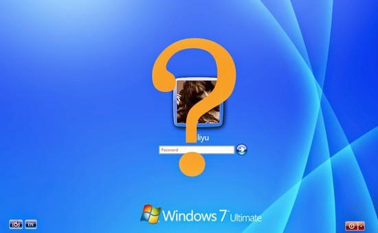 Cách khôi phục mật khẩu đăng nhập Windows