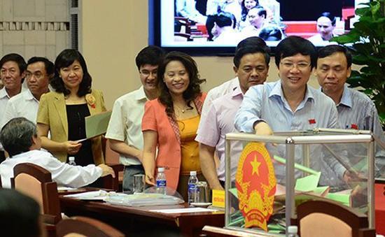 HĐND TP Hà Nội lấy phiếu tín nhiệm các chức danh chủ chốt