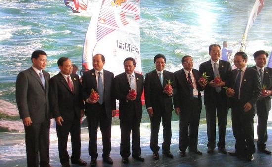 CAEXPO và CABIS chính thức khai mạc tại Trung Quốc