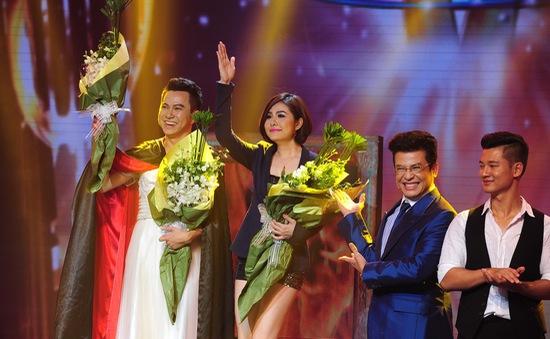 Cặp đôi hoàn hảo - Liveshow 2: Vân Trang - Quốc Đại tỏa sáng