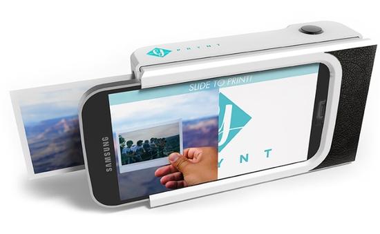 Prynt - Vỏ điện thoại kiêm máy in