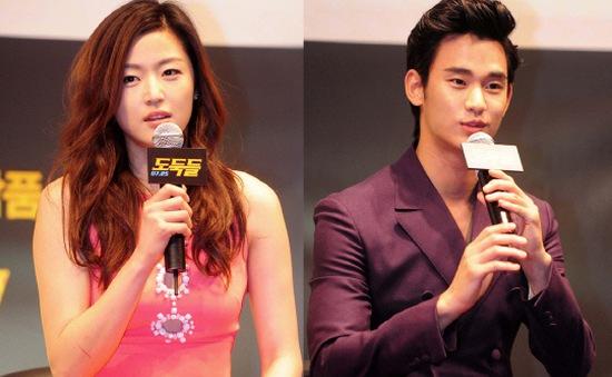 """Kim Soo Hyun đối đầu """"người tình màn ảnh"""" tại SBS Drama Awards"""