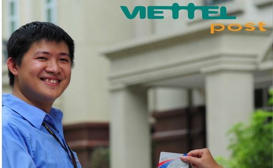 """Bưu chính Viettel đồng hành cùng """"Ngày hội mua sắm online"""""""