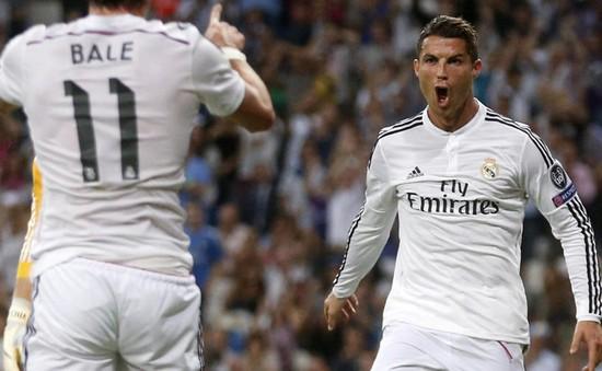 """""""Hủy diệt"""" Basel, Real Madrid đi vào lịch sử bóng đá châu Âu"""
