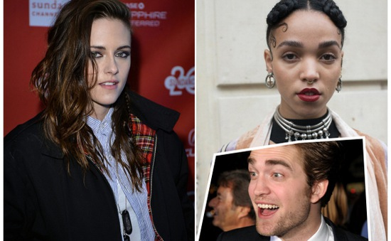 Kristen Stewart chê bạn gái Robert Pattinson xấu xí