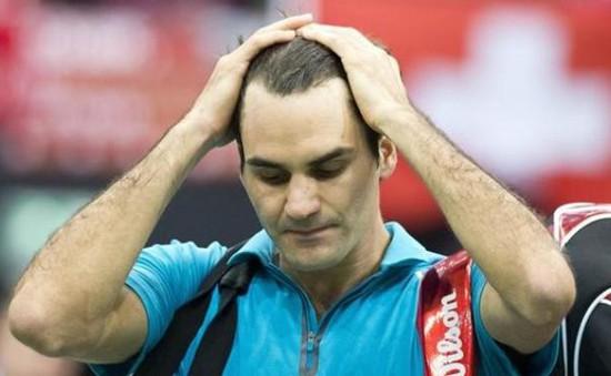 """Bỏ chung kết, Federer """"dâng"""" ngôi vô địch ATP World Tour Finals cho Nole"""