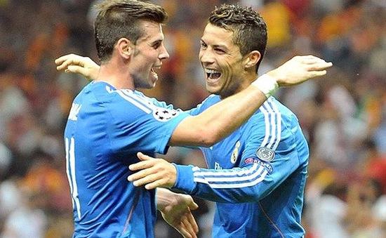"""Những đôi chân """"phản lực"""" của C.Ronaldo và Bale"""