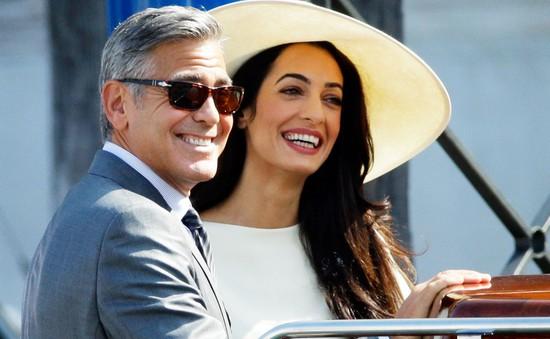 Những điều chưa biết về vợ mới cưới của George Clooney