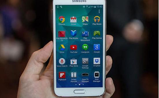 Galaxy S5 không thành công như kỳ vọng