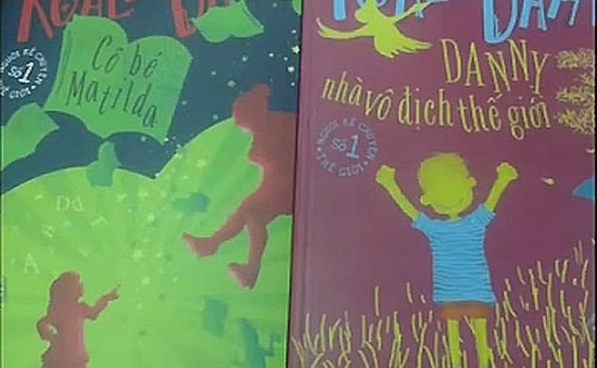 Bộ sách thiếu nhi của Roal Dahl – Người kể chuyện vĩ đại