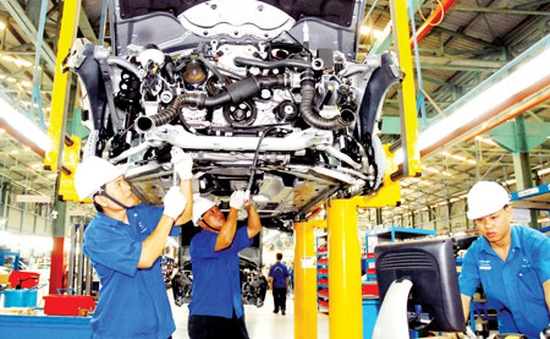 PMI tháng 11 tăng mạnh nhất 5 tháng qua