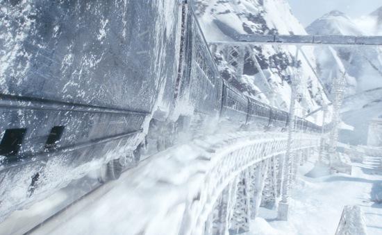 Cùng phiêu lưu với chuyến tàu băng giá trong Snowpiercer (21h40, Starmovies)