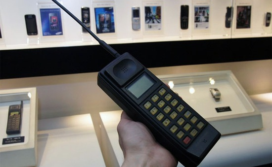 Chiêm ngưỡng chiếc điện thoại đầu tiên của Samsung