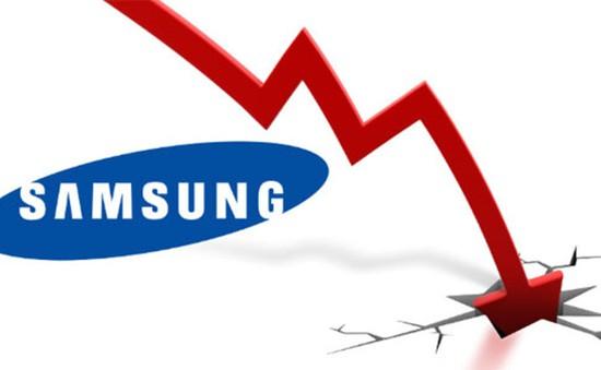 Samsung: Doanh thu từ smartphone đáng thất vọng