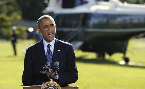 Mỹ không đơn độc trong cuộc không kích IS ở Syria