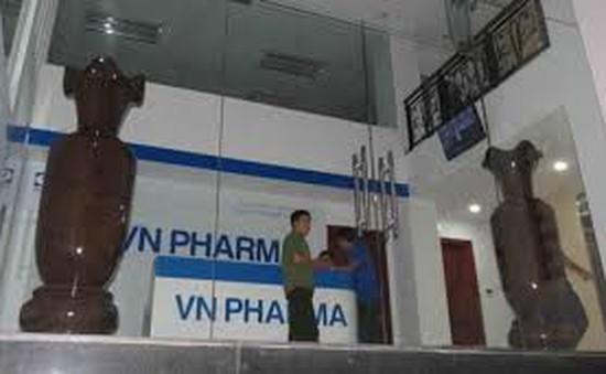 VN Pharma Hà Nội bị tước quyền kinh doanh thuốc