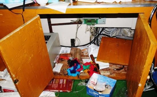 Bộ Công an điều tra vụ tàu Sunrise 689 bị cướp
