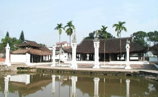 Đình Tây Đằng - tinh hoa kiến trúc người Việt cổ