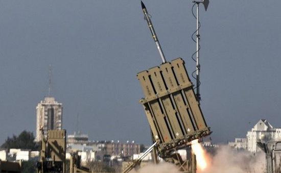 Israel thử thành công hệ thống phòng thủ tên lửa Barak-8