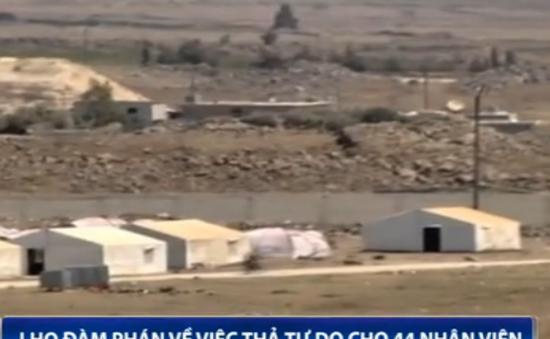 Liên Hợp Quốc nỗ lực giải cứu cho các nhân viên ở Syria