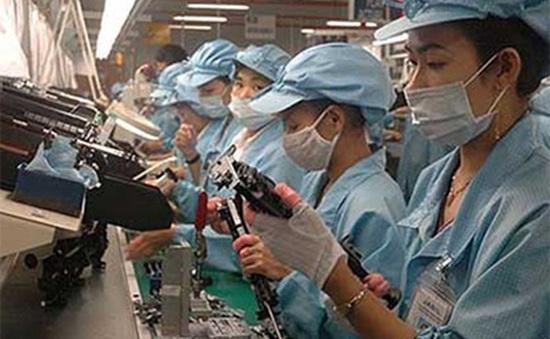 Thu hút FDI trong 8 tháng đạt 10,23 tỷ USD
