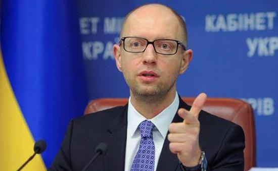 Ukraine cắt ngân sách của khu vực đòi độc lập