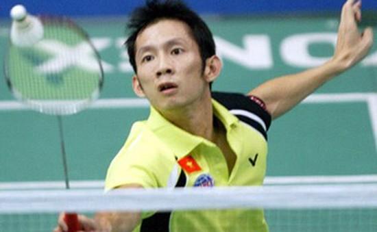 Nguyễn Tiến Minh bị loại tại bán kết Vietnam Open 2014