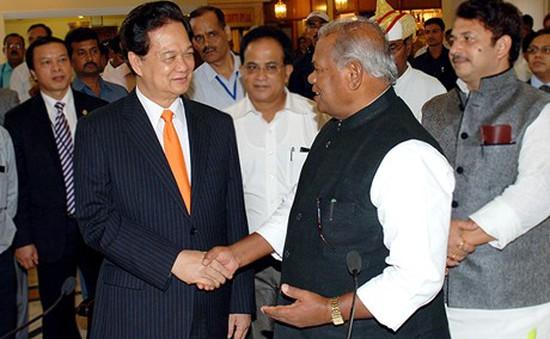 Thủ tướng Nguyễn Tấn Dũng thăm bang Bihar, Ấn Độ