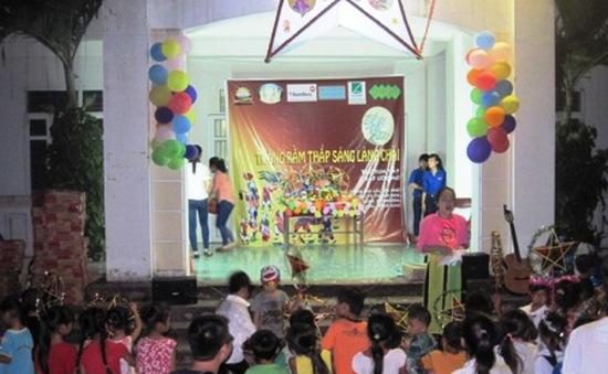 Trung thu yêu thương cho trẻ em đặc biệt khó khăn