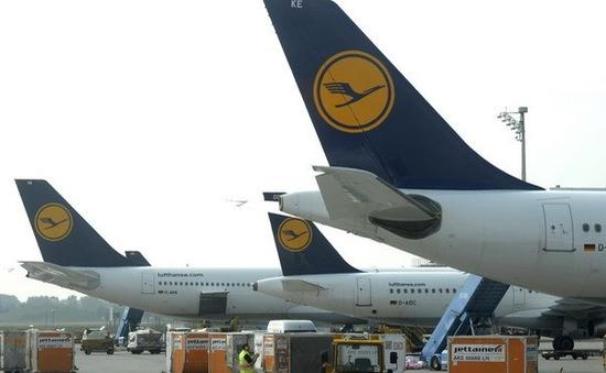 Giao thông Đức hỗn loạn vì đình công hàng không
