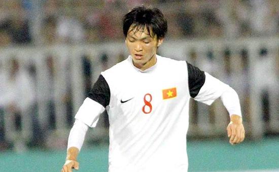 Xem siêu phẩm sút xa của Tuấn Anh mở tỉ số trận U19 Việt Nam - U19 Myanmar