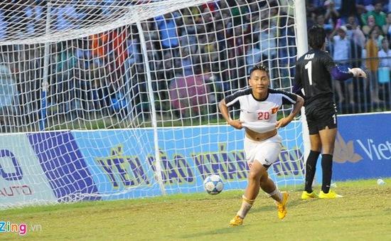 U21 Việt Nam ngược dòng đánh bại U21 Malaysia