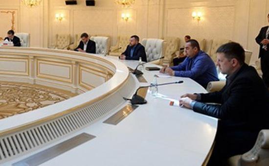 Nhóm tiếp xúc về Ukraine đạt thỏa thuận hòa bình cho miền Đông
