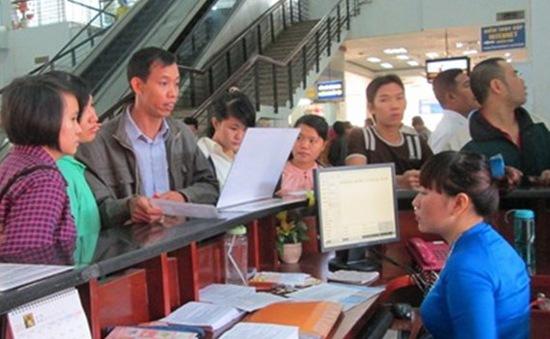 20% hành khách đặt vé tàu điện tử không hợp lệ