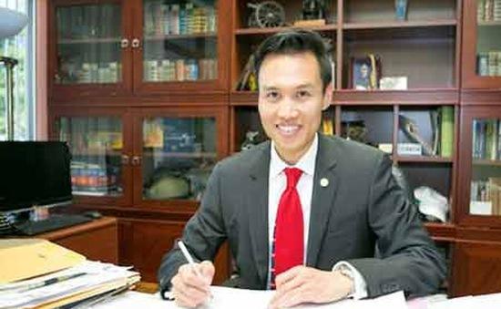 Ứng cử viên gốc Việt thắng cử thị trưởng tại Mỹ