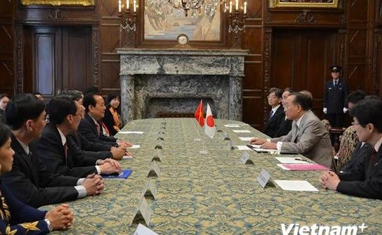 Đoàn đại biểu TP. Hồ Chí Minh thăm Nhật Bản