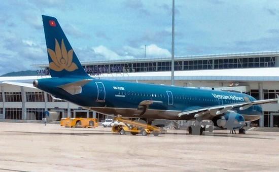 Vietnam Airlines điều chỉnh 5 chuyến bay do bão Hagupit