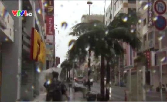 Nhật Bản chuẩn bị đối phó bão Vongfong