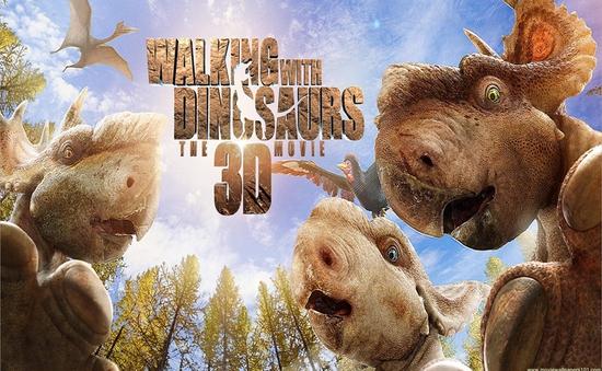 Phim đặc sắc trên Star Movies ngày 11/12: Walking With Dinosaurs