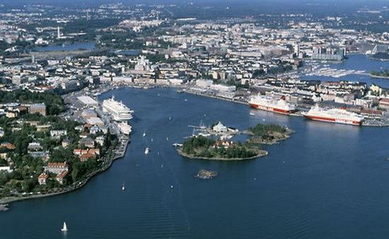 Nhiệt độ trung bình ở Phần Lan tăng nhanh hơn các nước khác