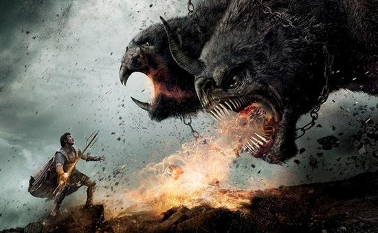 """""""Sự phẫn nộ của các vị thần"""" khoe kỹ xảo tuyệt đỉnh (20h25, Cinemax)"""