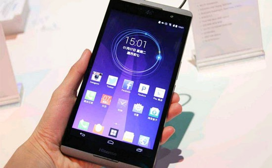 """Điểm danh những smartphone """"siêu lớn"""""""
