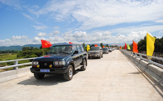 Gia Lai thông cầu nối liền các xã vùng núi huyện Krông Pa