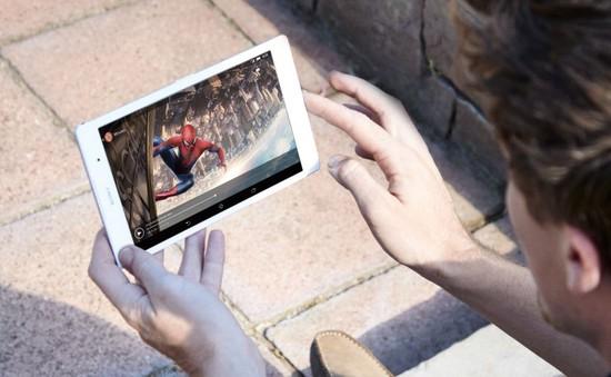 """Sony Xperia Z3 Tablet Compact: Dẫn đầu với thời lượng pin """"khủng"""""""