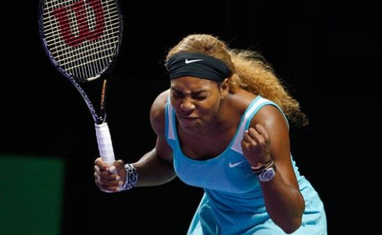 Serena thua trận đậm nhất kể từ năm 1998