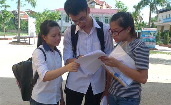 Phú Thọ tích cực chuẩn bị cho kỳ thi THPT Quốc gia 2015