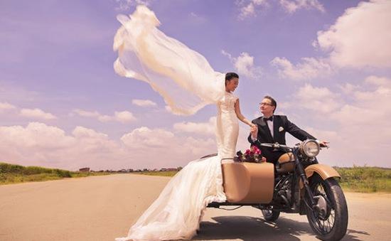 Đoan Trang khoe ảnh kỷ niệm 3 năm ngày cưới